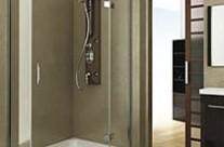 La elección de la mampara de ducha